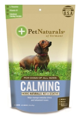 Pet Naturals Calming All Sizes 30ct.
