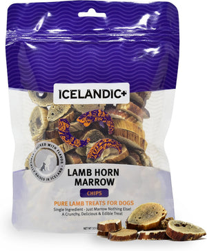 Icelandic + Lamb Marrow Chips 4 oz.