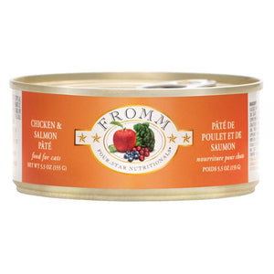 Fromm Cat Chicken & Salmon Pate