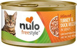 Nulo Cat Grain-Free Minced Turkey & Duck in Gravy