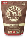 Primal Raw Frozen Pork Formula