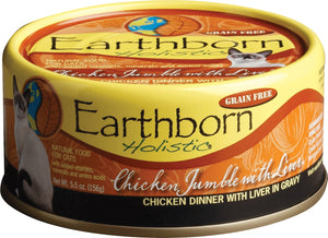 Earthborn Holistic Chicken Jumble with Liver