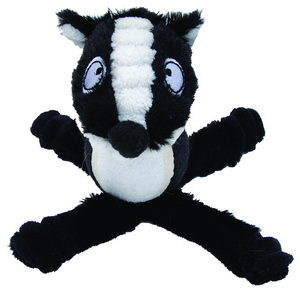 Coastal Lil Pals Tennis Ball Plush Skunk