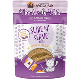 Weruva Slide N' Serve The Newly Feds Beef & Salmon Pate