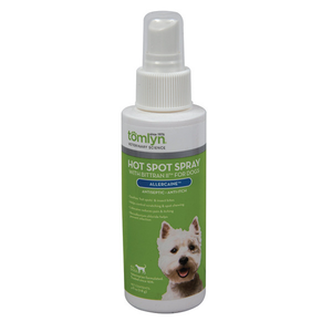 Tomlyn Allercaine Hot Spot Spray 4 oz.