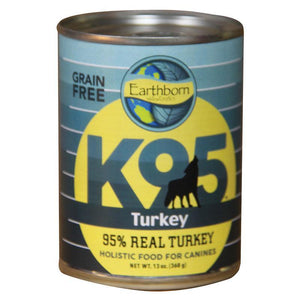 Earthborn K95 Turkey Recipe