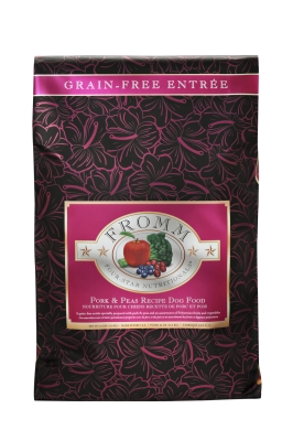 Fromm Four Star Grain-Free Pork & Peas