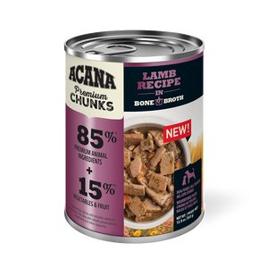 Acana Premium Chunks Lamb Recipe