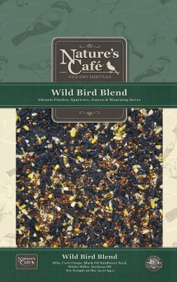 Natures Cafe Wild Bird Blend 20 Lb.