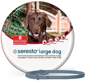 Seresto Flea & Tick Collar for Dogs
