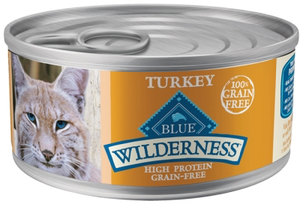 Blue Wilderness Cat Turkey Recipe