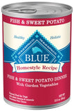 Blue Buffalo Fish & Sweet Potato