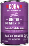 Koha Limited Ingredient Kangaroo Entree