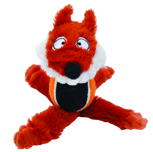 Coastal Lil Pals Tennis Ball Plush Fox
