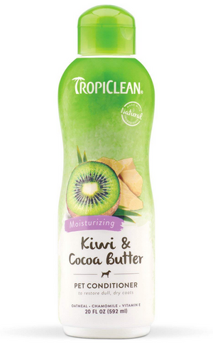 Tropiclean Kiwi Conditioner Shampoo 20 oz.