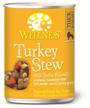 Wellness Grain-Free Turkey Stew