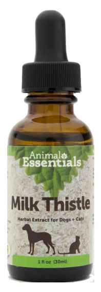 Animal Essentials Tinctures Milk Thistle 1 oz.