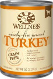 Wellness Grain-Free 95% Turkey