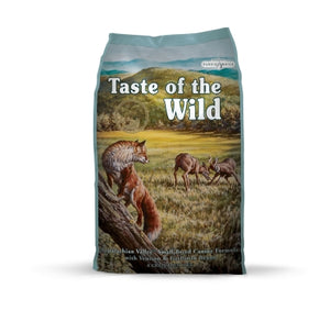 Taste of the Wild Appalachian Valley Small Breed Recipe