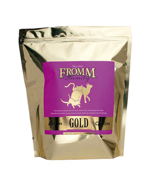 Fromm Gold Kitten 2.5 Lb.