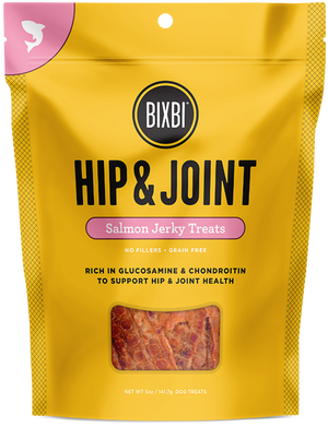Bixbi Salmon Jerky Hip & Joint 5 oz.