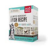 Honest Kitchen Limited Ingredient Fish Recipe