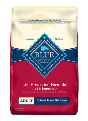 Blue Life Protection Adult Fish & Brown Rice