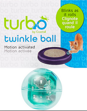 Bergan Turbo Twinkle Ball