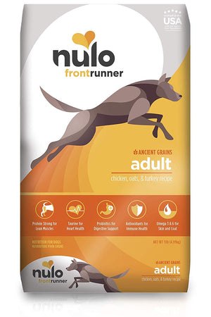 Nulo Front Runner Adult Chicken Oats & Turkey