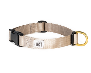 Dog + Bone Snap Collar