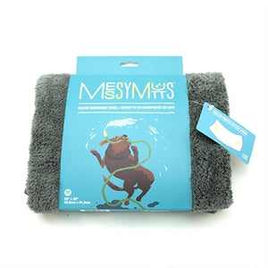 Messy Mutts Microfiber Towel