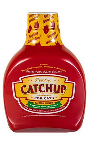 Petchup Catchup For Cats Salmon 13oz.