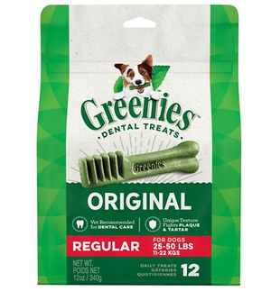 Greenies Regular Dental Chews