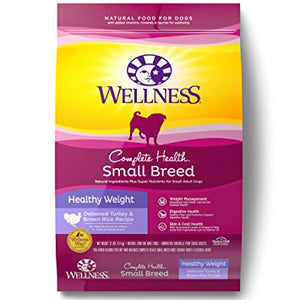 Wellness Complete Health Small Breed Healthy Weight