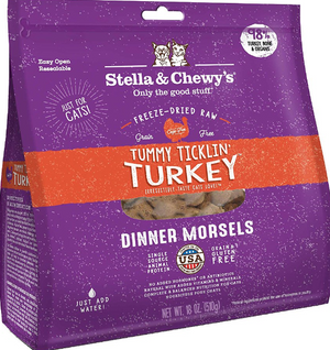 Stella & Chewy's Cat Freeze-Dried Turkey