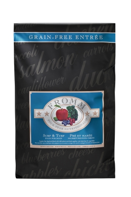 Fromm Four Star Grain-Free Surf & Turf