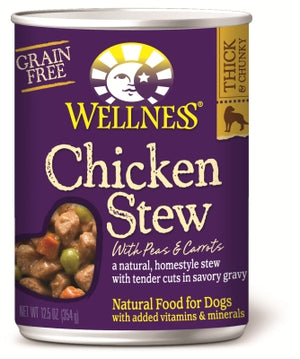 Wellness Grain-Free Chicken Stew