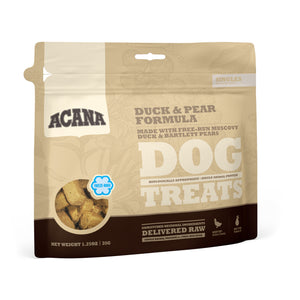 Acana Singles Freeze-Dried Duck and Pear Dog Treats