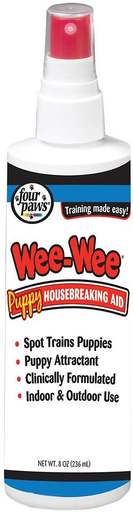 Four Paws House Breaking Spray 8 oz.