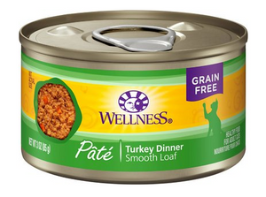 Wellness Adult Cat Turkey Formula