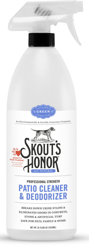 Skouts Honor Patio Cleaner & Deodorizer 35 oz.