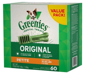 Greenies Petite Dental Chews