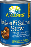 Wellness Grain-Free Venison & Salmon Stew