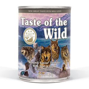 Taste of the Wild Wetlands Fowl Recipe