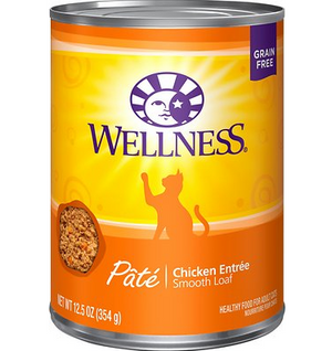 Wellness Adult Cat Chicken Formula