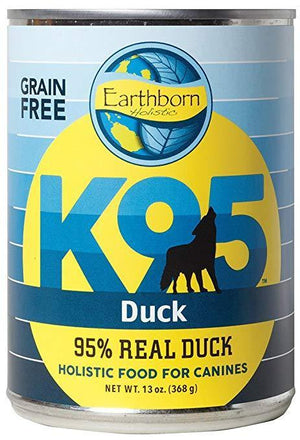 Earthborn K95 Duck Recipe