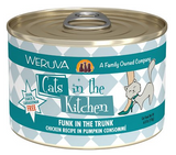 Weruva Cats in the Kitchen Funk In The Trunk Chicken in Pumpkin Consomme