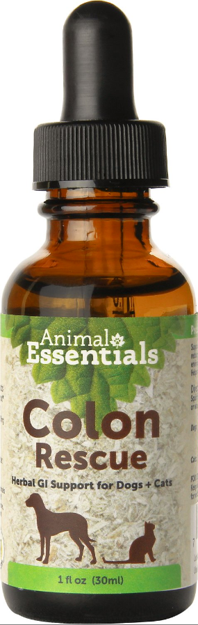 Animal Essentials Tinctures Colon Rescue