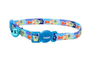 Coastal Adjustable Breakaway Cat Collar