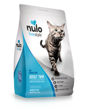 Nulo Cat Grain-Free Adult Trim Salmon & Lentils